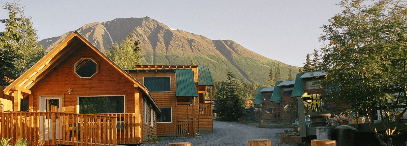 Alaska kenai river fishing lodge