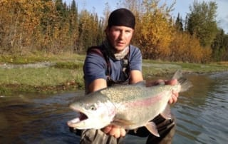 alaska trout fishing